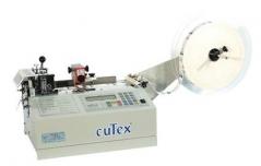 Maquina de cortar a frio Cutex TBC-50S com sensor