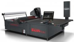 Corte automatico IMA 920 H70X180  Typhoon , para corte de 7cm de alto tipo gangas e tecidos duros