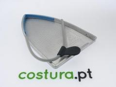 Base teflon/aluminio ferroKrapf 1106 -  205x114mm =  20636