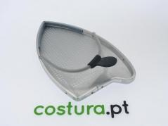 Base teflon/aluminio ferro Dublo, Trevil 205x117mm = 20230