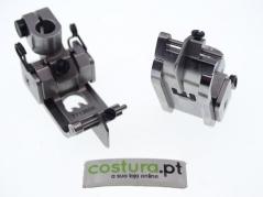 Calcador recobrimento 5.6mm com guia fundo e ajuste para finos Everpeak = Ev.2702B = Ev.7702B56 = Ev.7703B56